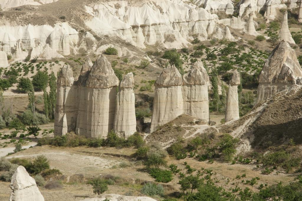 Каппадокия — одно из самых популярных туристических мест