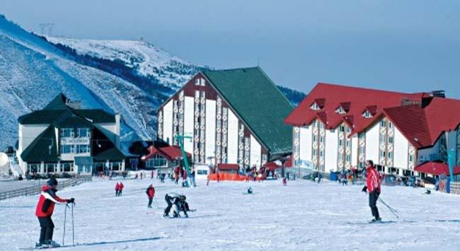Эрзурум  — центр лыжного спорта