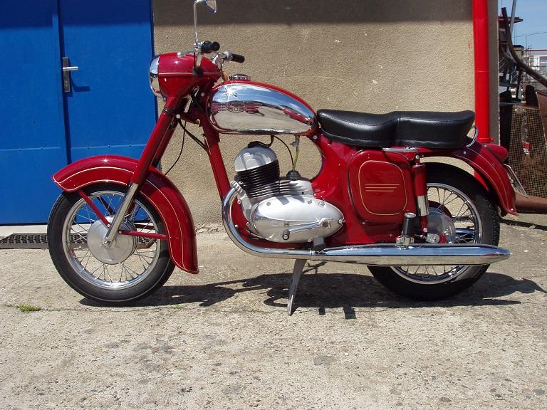 Jawa 250 — любимый мотоцикл турецких крестьян