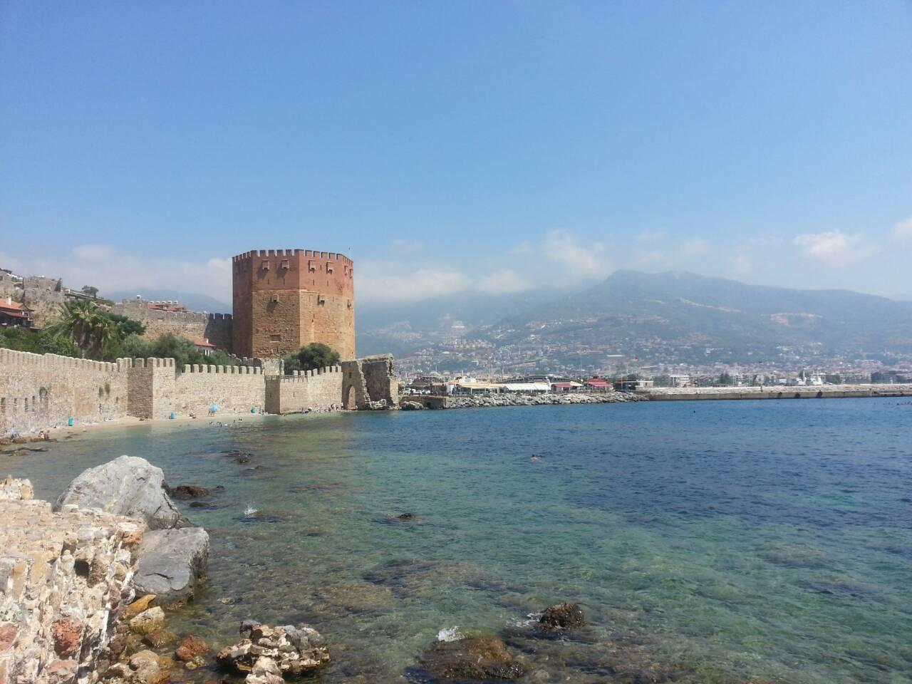 Крепость в Аланьи