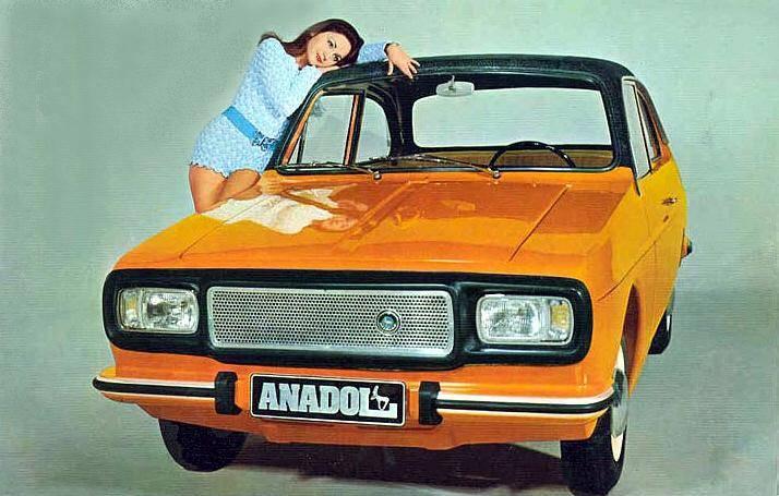 Anadol — первый турецкий автомобиль