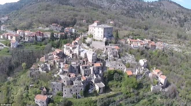 Заброешенные города Италии