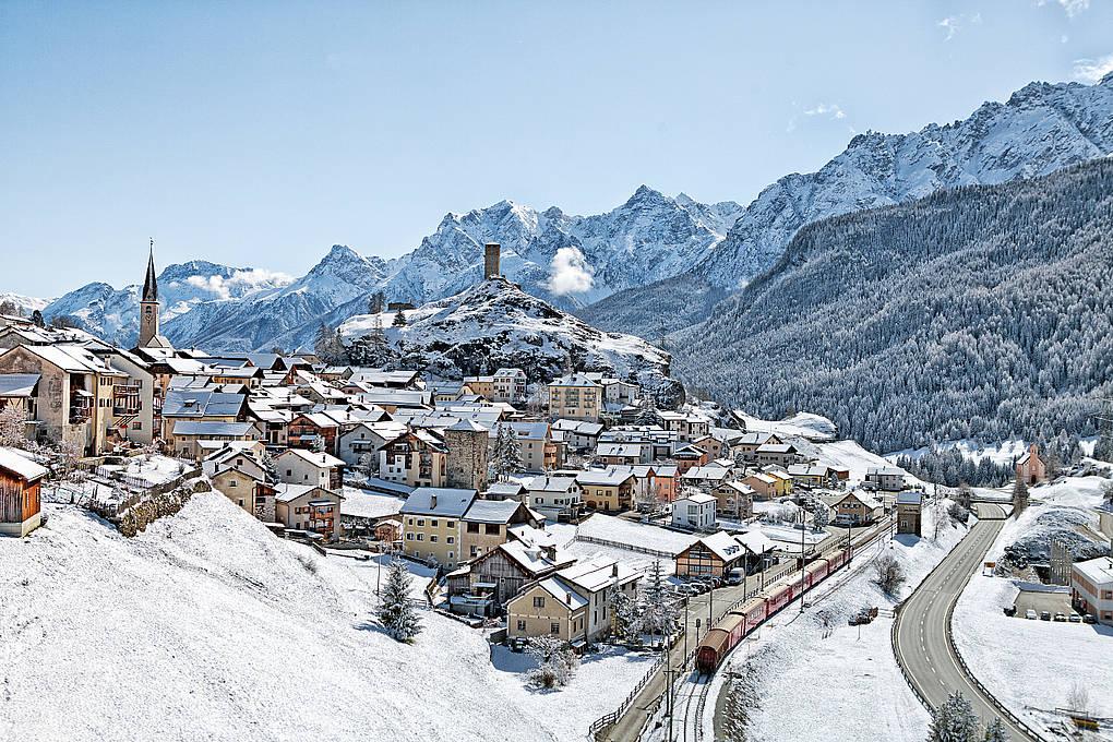 Два лица неизвестной Швейцарии