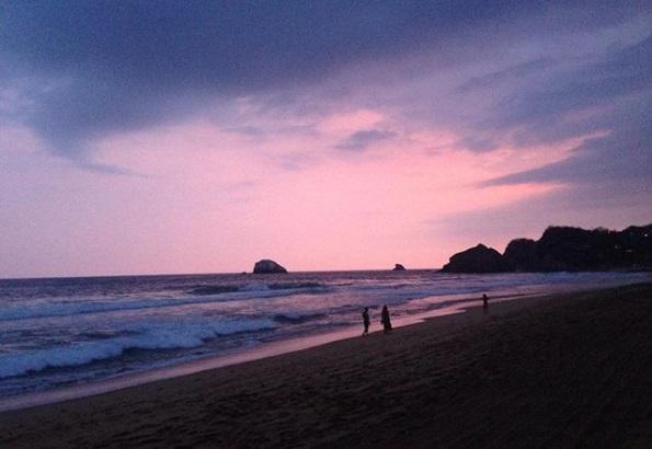 Нудисткий пляж, Мексика