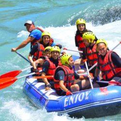 Atakum Travel - рафтинг в Алании