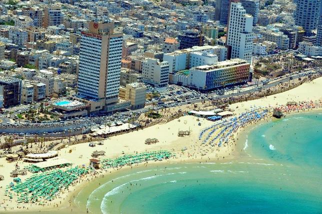Уикенд в Тель-Авиве