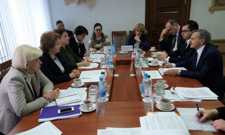 Проблемы польского образования в Белоруссии