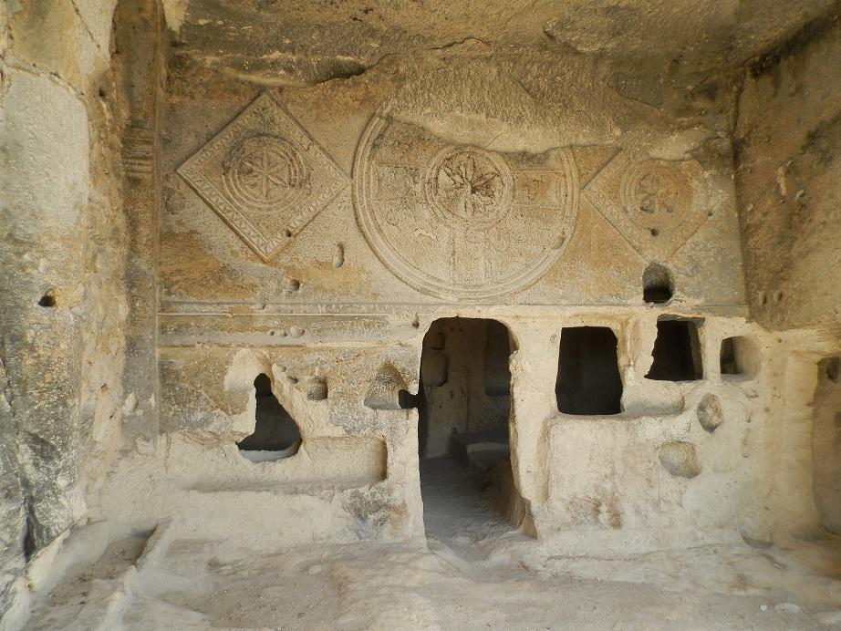 Церковь Чавушу в Каппадокии