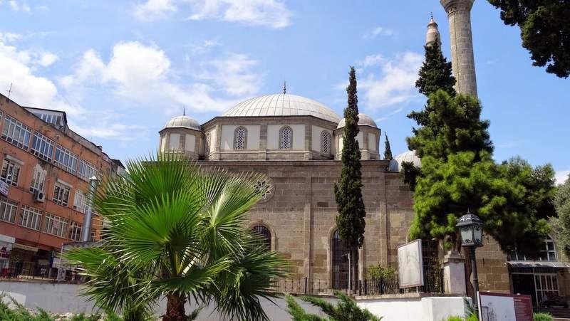 Самсун, Большая мечеть