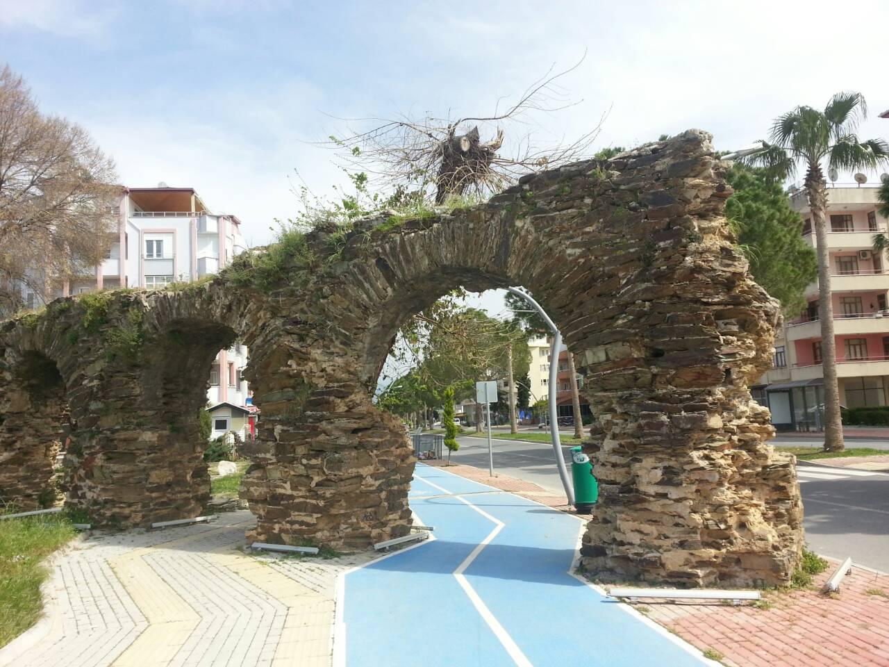 Античный город Селинус (Газипаша)