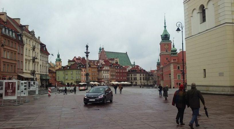 Варшава, Старый город