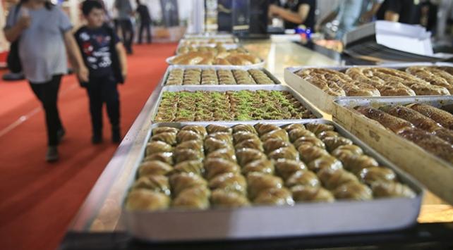Фестиваль сладостей в Анкаре
