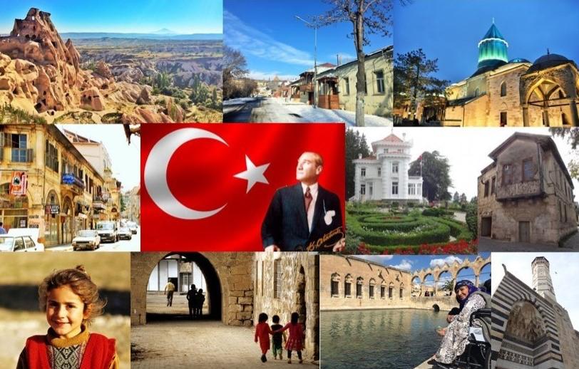 95 лет со дня провозглашения Турецкой Республики