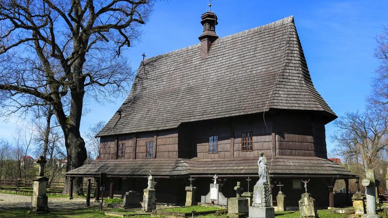 Деревянные церкви юга Малопольского и Подкарпатского воеводств