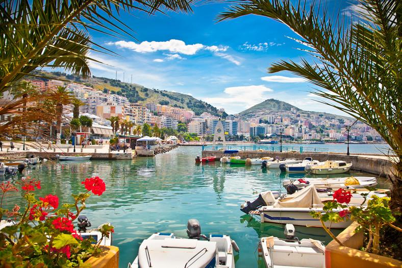 Албания, гавань во Влере