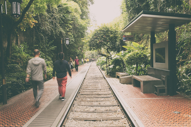 Сямэнь, железнодорожный культурный парк