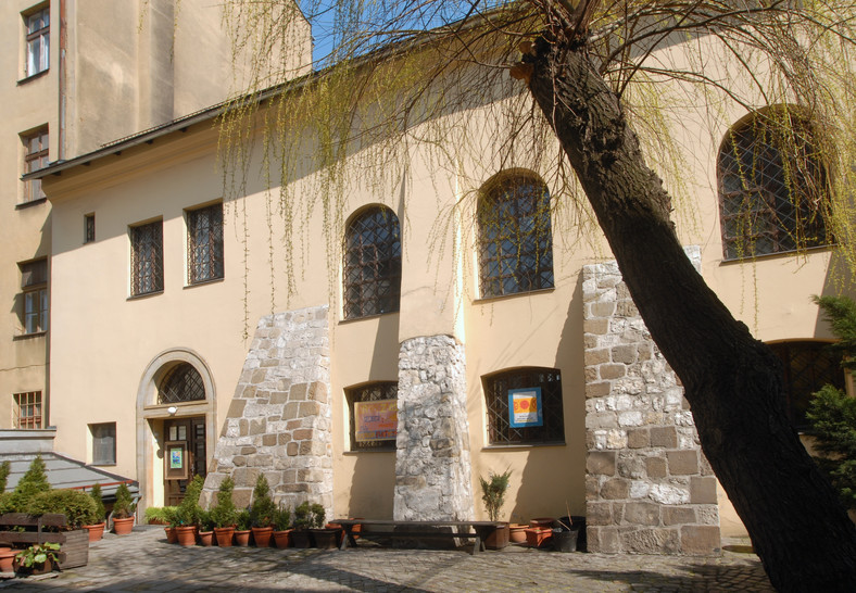 Синагога Поппера в Казимеж, Краков