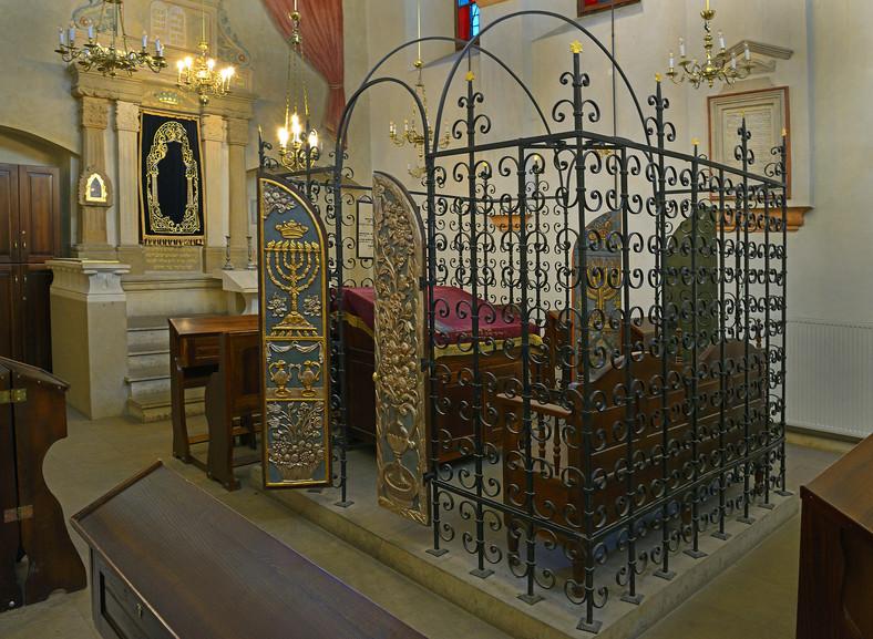 Remuh (Remu) синагога в Казимеж, Краков