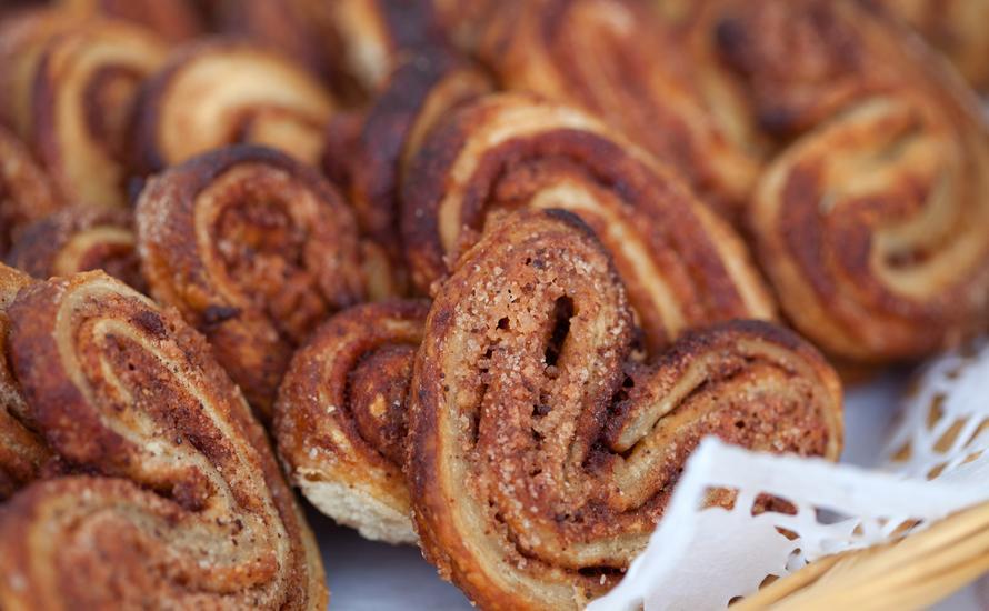 Эстонский деликатес - крингель
